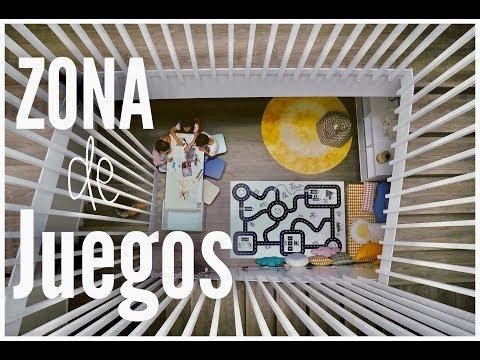 EXCLUSIVA ‼️ ZONA De JUEGOS / ROOM TOUR Y PRIMERAS REACCIONES #CasaVerdeliss