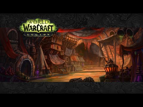 World Of Warcraft - Music & Ambience - The Hall Of Shadows