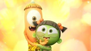 Spookiz | Kebi and Zizi Play Together | 스푸키즈 | Funny Cartoon | Kids Cartoons | Videos for Kids