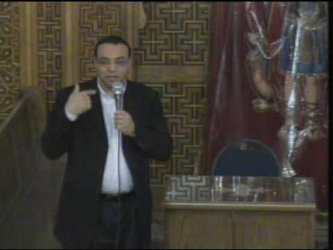 دورة جذور وبذور - محاضرة أستاذ زكريا عبد السيد - تاريخ الكنيسة ج1