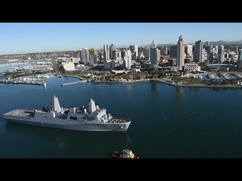 An Eye to the Future: How the United States Navy is Managing Climate Change