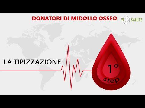 Campagna DONAZIONE MIDOLLO OSSEO - 1°Puntata, come Tipizzarsi