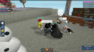(roblox) JUST PARTYING YU KNOW