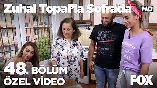 Berna Hanım mutfakta... Zuhal Topal'la Sofrada 48. Bölüm