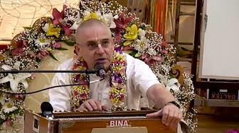 Бхагавад Гита 2.61 - Прабхавишну прабху