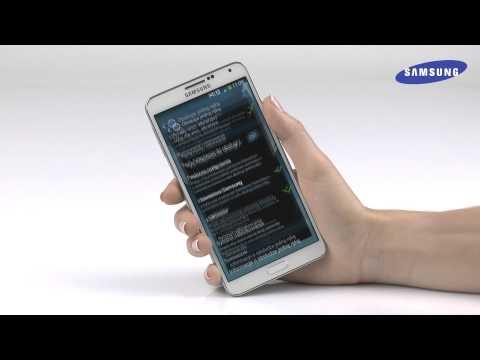 Samsung Galaxy Note 3 - Przydatne funkcje