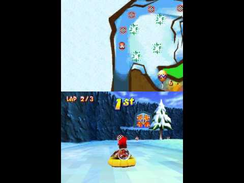 Let's Play Diddy kong Racing DS Part 1.5 No Commentary