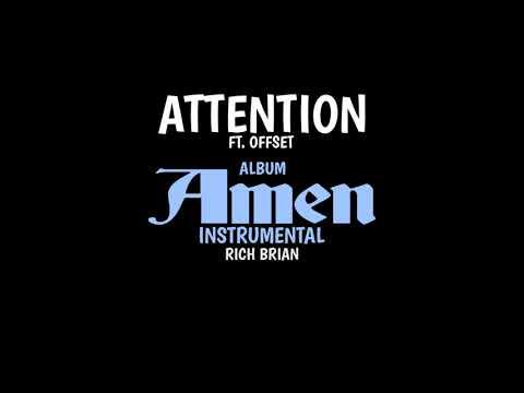 Rich Brian Ft. Offset - Attention (instrumental) [Reprod. Pendo46] (AMEN Album)