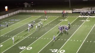 Central Junior High Football Live | 8th vs Bentonville Lincoln & 9th vs Bentonville West