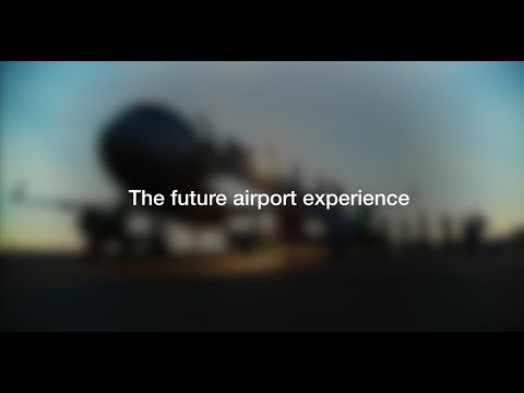 The future airport experience