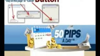 50 Pips Daily Breakout Forex System --  Forex Trading