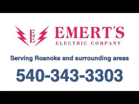 Emert's Electric Company - Vinton, VA