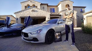 3 Reasons Why I Bought The Maserati Ghibli For $30,000