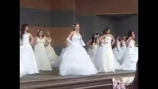 много-много невест за один день и за один раз
