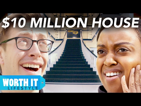 Thumbnail: $568K House Vs. $10 Million House