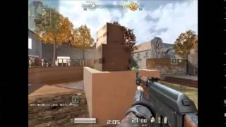 AK47-2連続瞬時のHS
