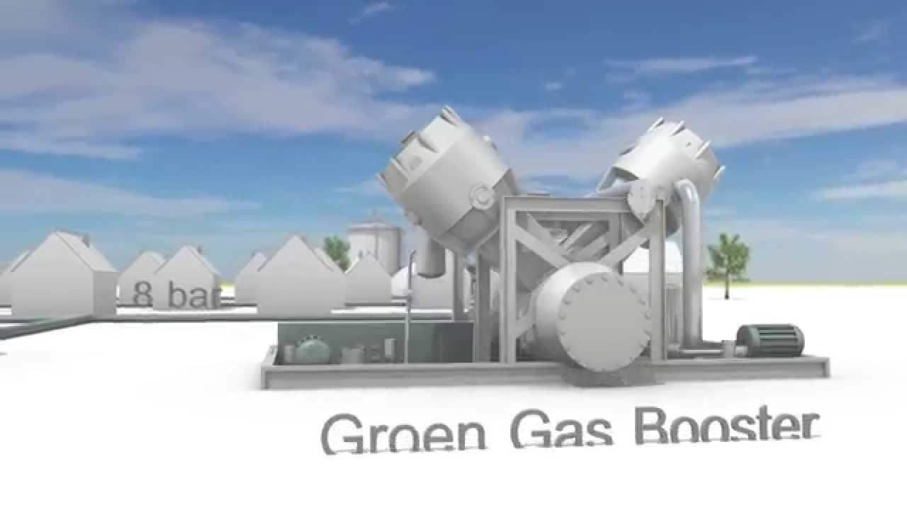 'Groen Gas Booster', grootschalige invoeding van groen gas in Wijster mogelijk