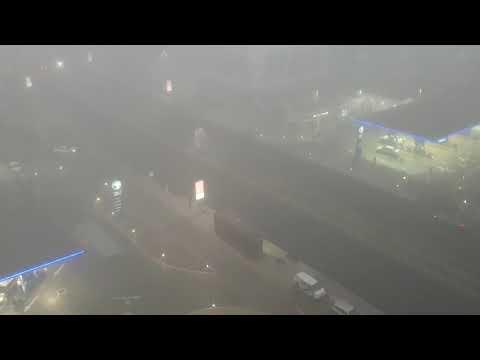 Dubai News Today , UAE Weather so FOGGY cold Warning