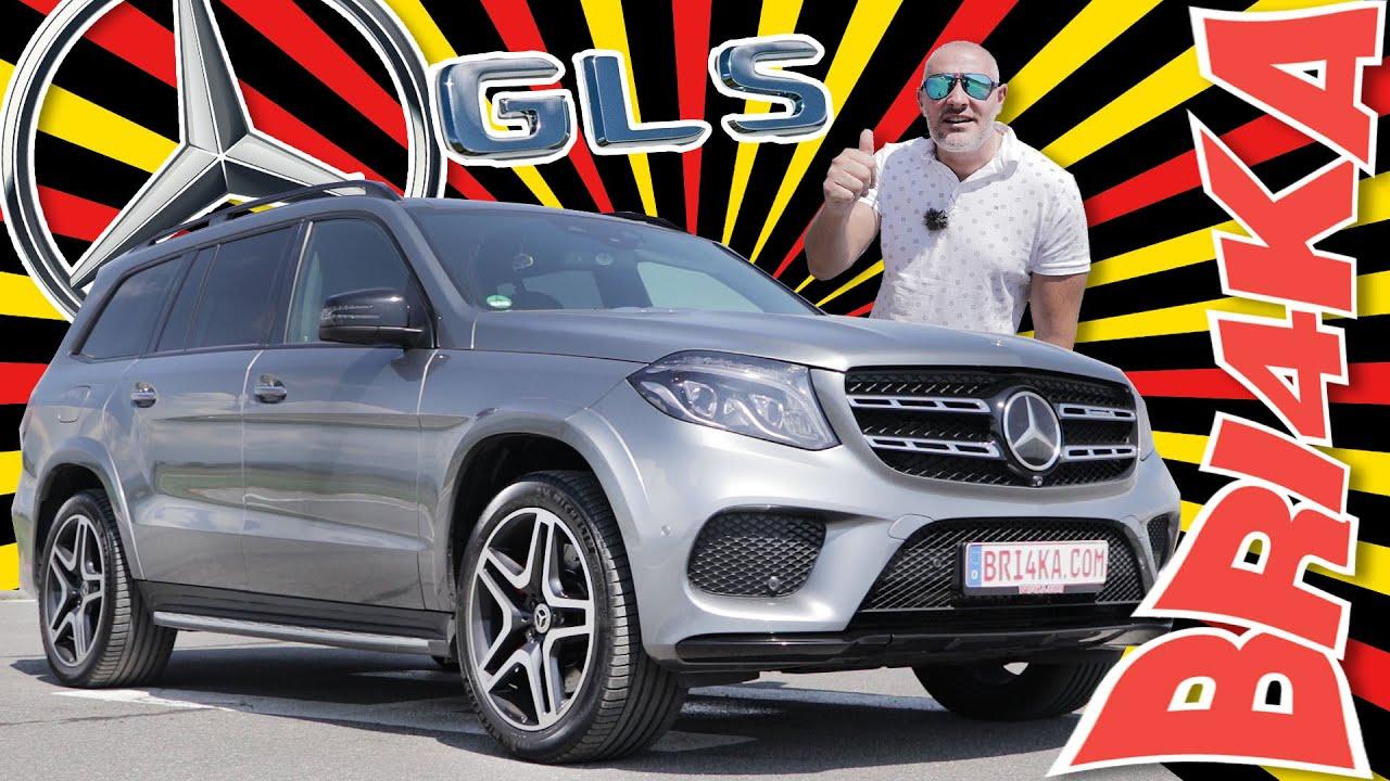 Mercedes GLS / GL (X166) 2 GEN | Test and Review | Bri4ka.com