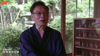 بالفيديو.. شركة يابانية تهتم بفن تقديم الشاي مهددة بالزوال