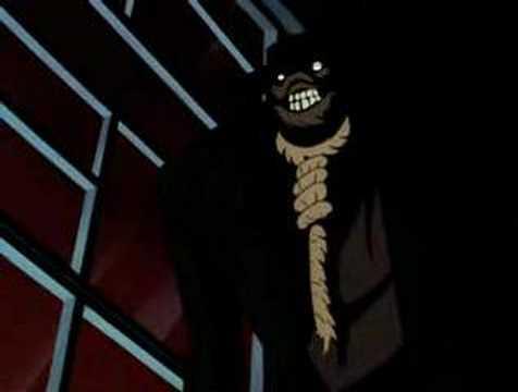 Batman - Arkham Files Scarecrow