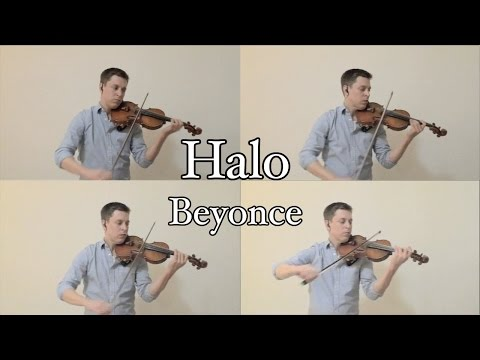 Halo - Beyonce - String Quartet Cover