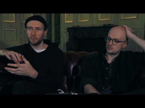 Novo Amor interview - Ali Lacey & Ed Tullett (part 1)