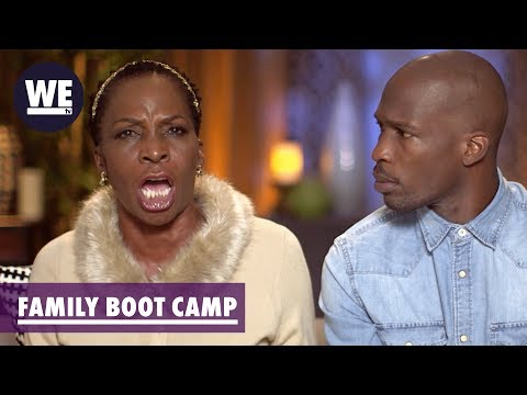 Hurricane Paula Strikes Again | Marriage Boot Camp: Reality Stars Family Edition