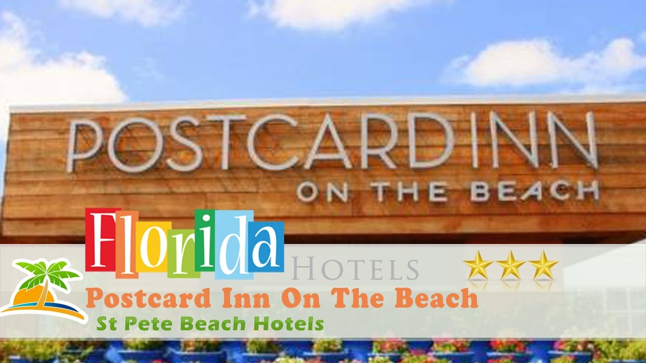 Postcard Inn On The Beach St Pete Hotels Florida