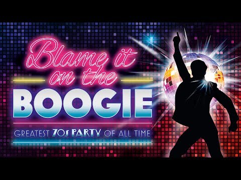 Blame it on the Boogie - The Barnyard Theatre