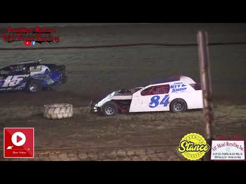 Dirt Track Crash Compilation Dec 2018 Racing Crashes @Springfield Raceway 9 of 10