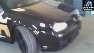 Golf IV R32- V10 Bi-Turbo Lamborghini