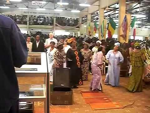 Burkina Faso, culte chez Mamadou Karambiri