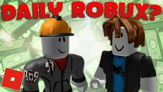 SHOULD NON BUILDERS CLUB USERS GET DAILY ROBUX? | Roblox Discussion