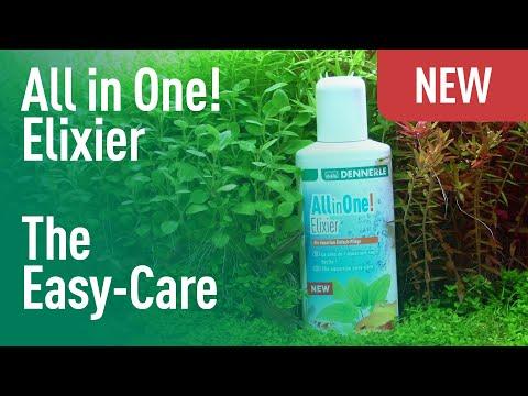 Das neue All in One! Elixier | Die Aquarium Einfach-Pflege | DENNERLE
