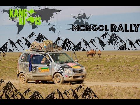 England to Mongolia - Adventure Travel Video | Part 1