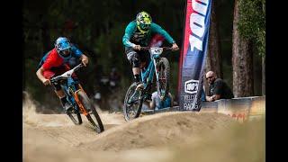 100% Dual Slalom Rotorua Show Preview - 2020 Crankworx Rotorua
