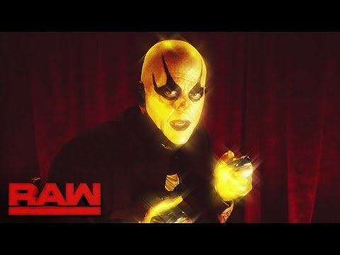 Goldust declares that The Golden Age is back: Raw, May 22, 2017