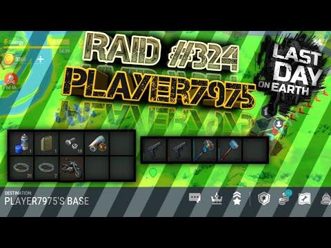 Raiding Player7975, LDoE 1.14.5