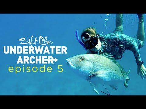 Underwater Archer: Ep. 5 - Bahamas | Salt Life
