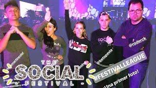THE SOCIAL FESTIVAL Mx FT. Festival League | Gaby Arabian