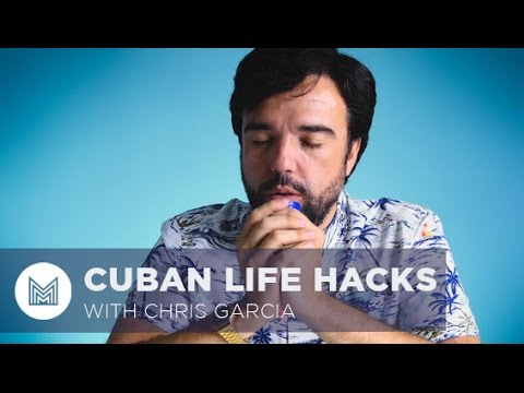 Cuban Life Hacks #2