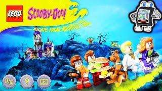 LEGO SCOOBY DOO App Deutsch | Kampf gegen Pharao im HORROR Grusel-Schloss