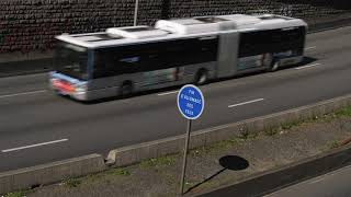 Coronavirus : le périphérique vidé du trafic (23 mars 2020, Paris) [4K]