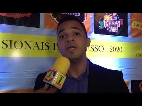 Entrevista com o sócio proprietário do Sublime Açaí- Catu-B