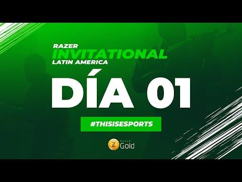 Razer Invitational Latin America | CS:GO Eliminatorias Día 1