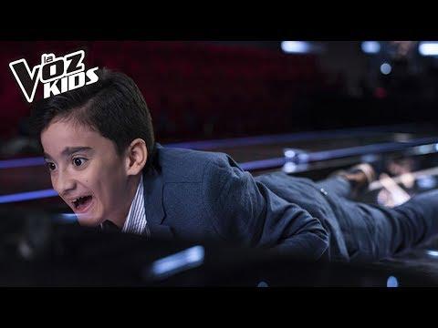Jorge canta La Traviata – Rescates | La Voz Kids Colombia 2018