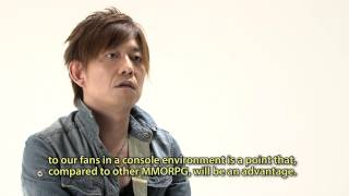 FINAL FANTASY XIV: A Realm Reborn with Director / Producer Naoki Yoshida