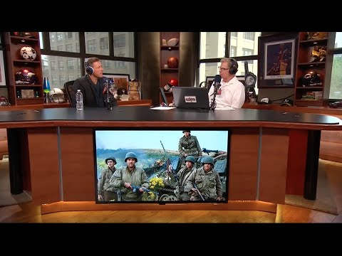 Edward Burns on Being Casted in Saving Private Ryan (8/25/15)