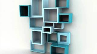 Shelving Units Collection